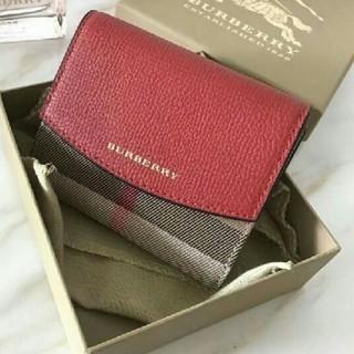 BURBERRY財布バーバリーレディース