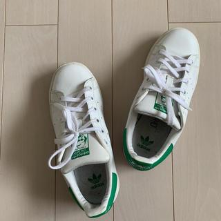 adidas - アディダス スタンスミス 22.5 グリーン