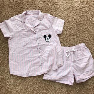 ジーユー(GU)の美品 GU Disneyパジャマ ミッキー(パジャマ)