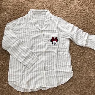 ジーユー(GU)の美品 GU Disneyパジャマ ミニーちゃん(パジャマ)