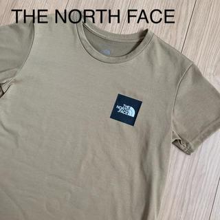 THE NORTH FACE - Tシャツ ノースフェイス スクエアロゴTシャツ ケルプタン
