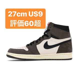 ナイキ(NIKE)の27cm AIR JORDAN 1 HIGH OG TS SP(スニーカー)