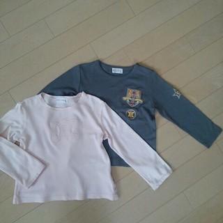 celine - セリーヌ 100cm 長Tシャツ2枚セット