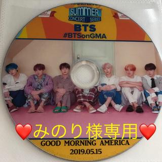 ボウダンショウネンダン(防弾少年団(BTS))のBTS🌟GOOD MORNING AMERICA(ミュージック)