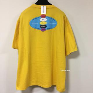 バレンシアガ(Balenciaga)の国内直営品 BALENCIAGA バレンシアガ  ロゴ Tシャツ 新品未使用!(Tシャツ/カットソー(半袖/袖なし))