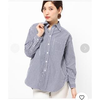 DEUXIEME CLASSE - 美品 アメリカーナ シャツ Americana ブラウス  ドゥーズィエムクラス