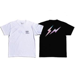 フラグメント(FRAGMENT)のSサイズ 黒 ポケモン Fragment フラグメント ミュウ Tee (Tシャツ/カットソー(半袖/袖なし))