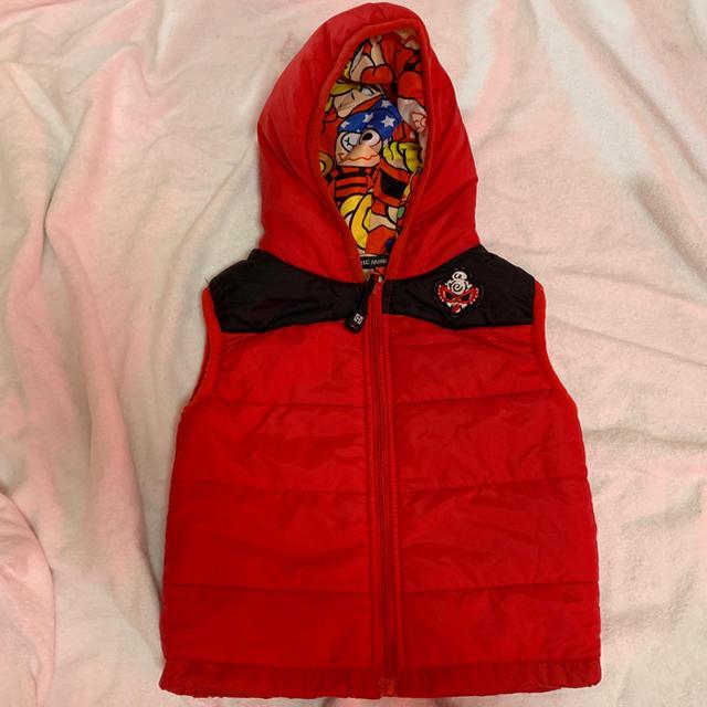 HYSTERIC MINI(ヒステリックミニ)のHYSTERIC MINI アウター キッズ/ベビー/マタニティのキッズ服 女の子用(90cm~)(ジャケット/上着)の商品写真