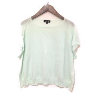 ドゥロワー(Drawer)のDRAWER ドゥロワー ワイドTシャツ (Tシャツ(半袖/袖なし))