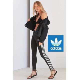 adidas - adidas レギンス 三本ライン アディダス
