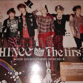 シャイニー(SHINee)のSHINee THE FIRST 初回生産限定SPECIAL BOX おまけ付き(K-POP/アジア)