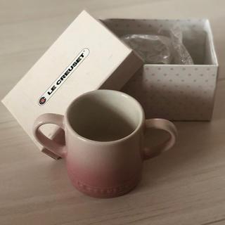 ルクルーゼ(LE CREUSET)の新品未使用⭐️ル・クルーゼ 🌟ベビーマグカップ⭐️(マグカップ)
