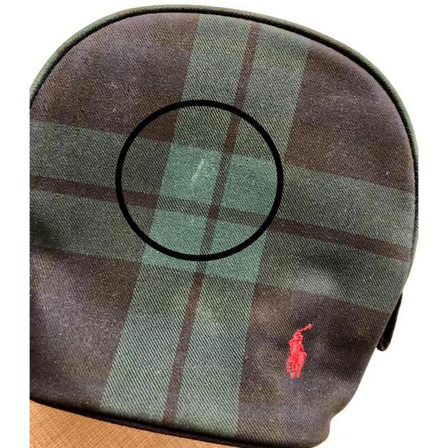 Ralph Lauren(ラルフローレン)のラルフローレン ポーチ レディースのファッション小物(ポーチ)の商品写真