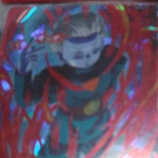 ドラゴンボール(ドラゴンボール)の絶天狼抜刀牙様専用 大神官(その他)
