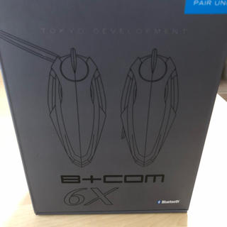 B+COM   SB6X  ペア