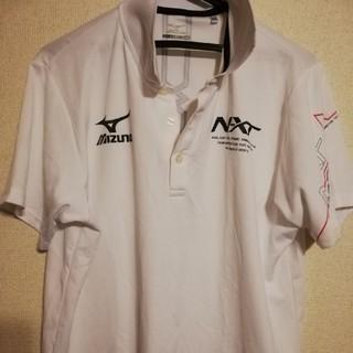 ミズノ(MIZUNO)のミズノ ポロシャツ ホワイト サイズ2xL(ウェア)
