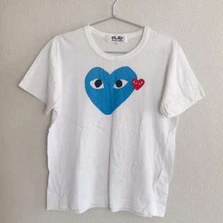 コムデギャルソン(COMME des GARCONS)の〇 PLAY COMME des GARÇONS 〇 Tシャツ(Tシャツ(半袖/袖なし))