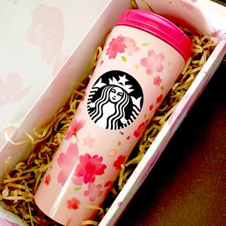 Starbucks Coffee - スタバ タンブラー 桜 2019