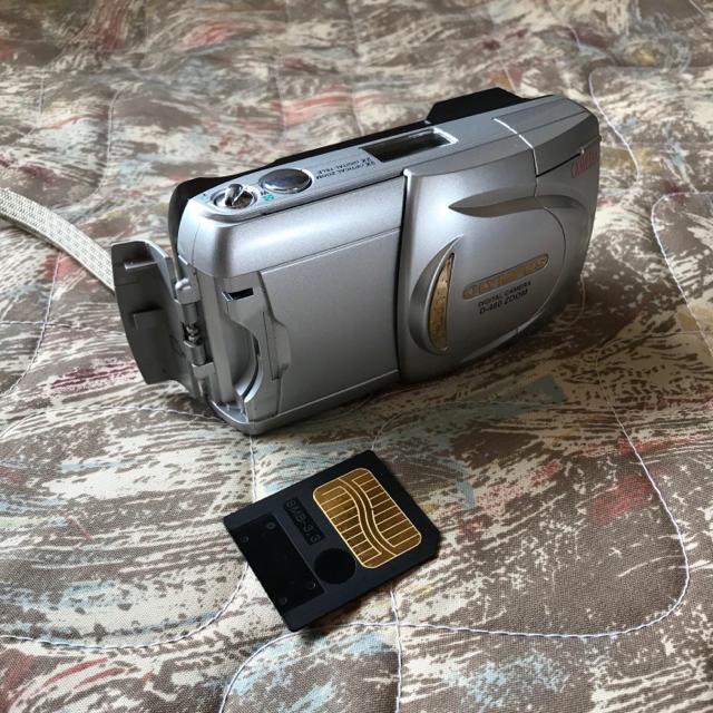 OLYMPUS(オリンパス)の❤️OLYMPUS デジカメ スマホ/家電/カメラのカメラ(コンパクトデジタルカメラ)の商品写真