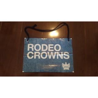 ロデオクラウンズ(RODEO CROWNS)のロデオクラウンズ(ショップ袋)