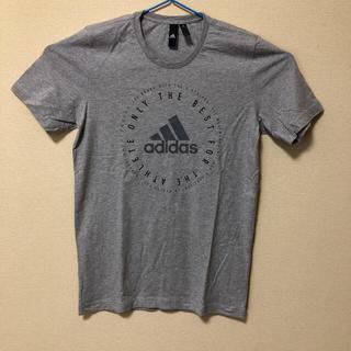 アディダス(adidas)のメンズTシャツ(Tシャツ/カットソー(半袖/袖なし))