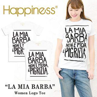 新品タグ付き*Happiness 10 Tシャツ ハピネス 白 M