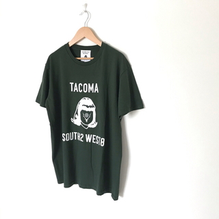NEPENTHES - サウスツーウエストエイト s2w8  タコマフジ コラボTシャツ