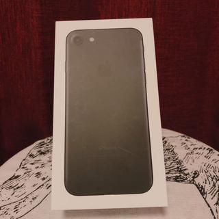 Apple - 【新品】iPhone7 32GB ブラック SIMロック解除済み