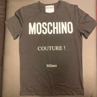 MOSCHINO - MOSCHINO モスキーノ Tシャツ SALE ブラック