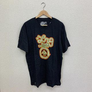 エルアールジー(LRG)の値下げ!【新品未使用】LRG Tシャツ ブラック XLサイズ②(Tシャツ/カットソー(半袖/袖なし))