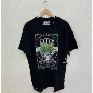 エルアールジー(LRG)の【新品未使用】LRG Tシャツ ブラック XLサイズ ③(Tシャツ/カットソー(半袖/袖なし))