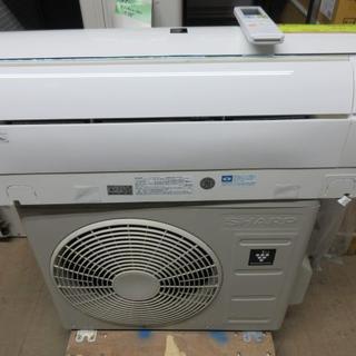 SHARP - K759 シャープ 中古エアコン 主に6畳用 冷2.2kw/暖2.2kw