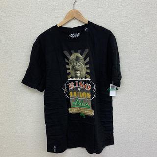 エルアールジー(LRG)の値下げ!【新品未使用】LRG Tシャツ ブラック Lサイズ(Tシャツ/カットソー(半袖/袖なし))