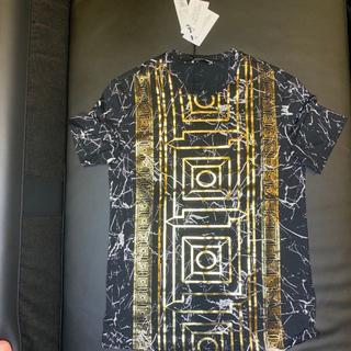 ヴェルサーチ(VERSACE)のVERSACE ヴェルサーチ Tシャツ メンズ SALE(Tシャツ/カットソー(半袖/袖なし))