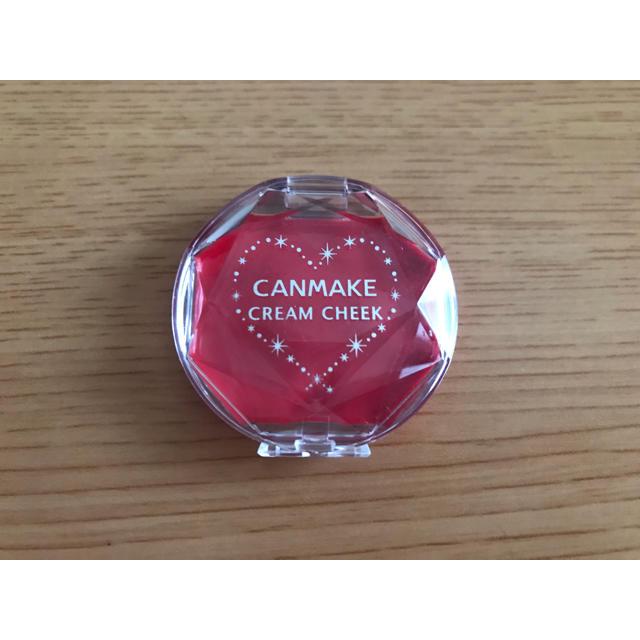 CANMAKE(キャンメイク)のCANMAKE クリームチーク コスメ/美容のベースメイク/化粧品(チーク)の商品写真