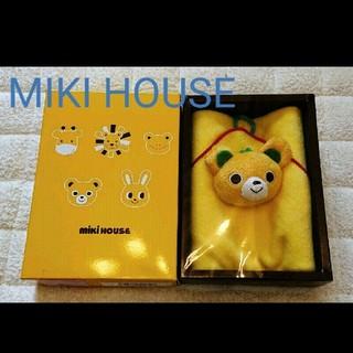ミキハウス(mikihouse)のMIKI HOUSE ループタオル(タオル/バス用品)