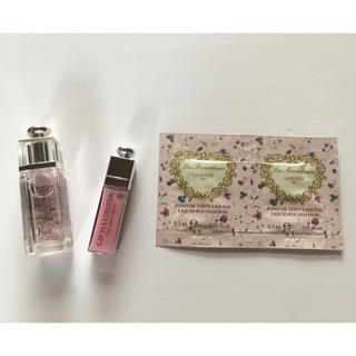 Dior - Dior アディクトオーフレッシュ香水&リップマキシマイザー ミニサイズ