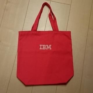 MUJI (無印良品) - 【IBM】トートバッグ☆ピンク 限定品