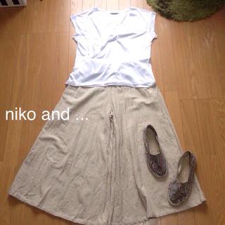 ニコアンド(niko and...)のm&m様お取り置き(その他)