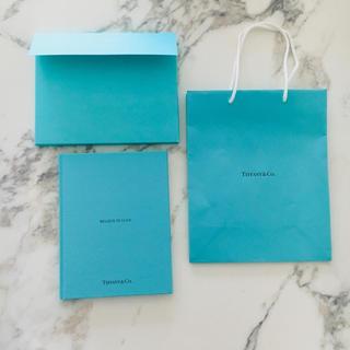 ティファニー(Tiffany & Co.)の【Tiffany&co】ティファニー  カタログ&ショッパー  紙袋(ショップ袋)