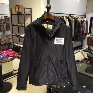 バーバリー(BURBERRY)のBURBERRYいジャケット薄メンズMサイズ(テーラードジャケット)