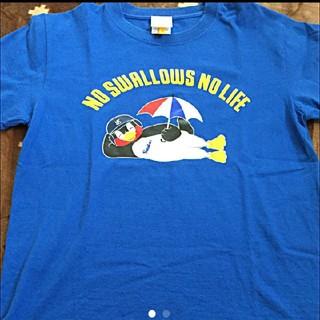 トウキョウヤクルトスワローズ(東京ヤクルトスワローズ)のつばくろう×タワレコTシャツ(Tシャツ(半袖/袖なし))