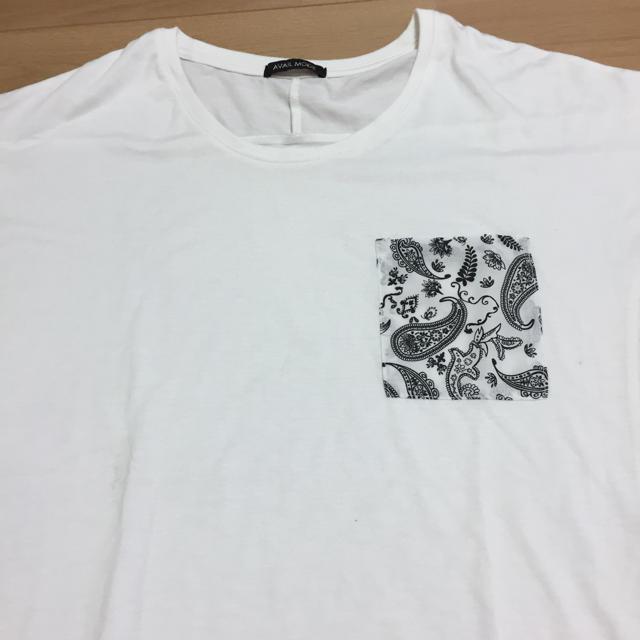新品♪Tシャツ♪ペイズリー柄 レディースのトップス(Tシャツ(半袖/袖なし))の商品写真