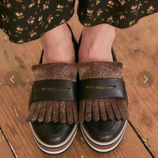 オリエンタルトラフィック(ORiental TRaffic)の新品 タッセルローファー(ローファー/革靴)