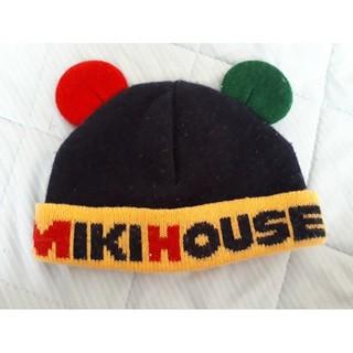 mikihouse - ミキハウスニット帽