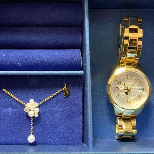 Samantha Silva(サマンサシルヴァ)のサマンサシルヴァ レディースのファッション小物(腕時計)の商品写真