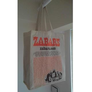 DEAN & DELUCA - ZABAR'S ゼイバーズ エコトートバッグlarge