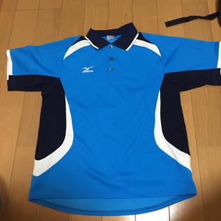 ミズノ(MIZUNO)のミズノ テニス バドミントン ウエア ゲームシャツ ユニセックス ユニフォーム(ウェア)