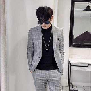 秋冬大人気スリム新作メンズ細身パーティー結婚式セットアップ紳士ビジネスOT024(セットアップ)