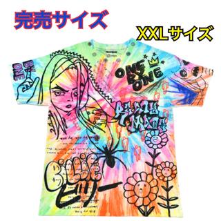 完売XXLサイズ Billie Eilish村上隆 Readymade コラボT(Tシャツ/カットソー(半袖/袖なし))
